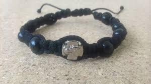 prayer bracelet images Handmade christian black prayer ropes beads bracelet exy shop jpg