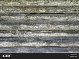 hewn log cabin image photo bigstock