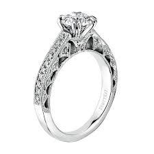 filigree engagement ring heaven s gates diamond filigree semi mount engagement