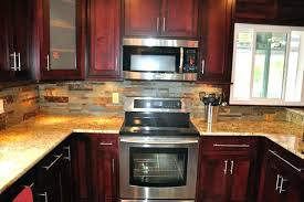hickory cabinets with granite countertops backsplash ideas for granite countertops medium size of kitchen