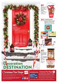 christmas tree shops flyer november 13 november 22 2017