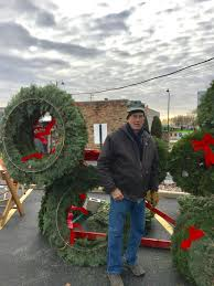 palos lions open a forest of joys at christmas tree lot