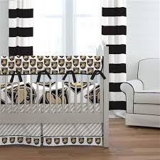 Black And Gold Crib Bedding Usma Crib Bedding Army West Point Carousel Designs
