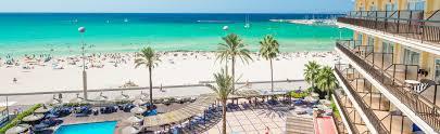 seafront hotel in playa de palma majorca thb el cid class