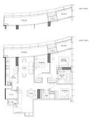 Bugis Junction Floor Plan by Duo Residences Duo Residences Official Launch At 1 Fraser Street