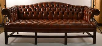 Camel Leather Sofa by Stunning Camelback Leather Sofa Leather Camel Back Sofa Brumbaughs