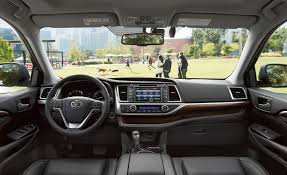 Toyota Interior Colors 2016 Toyota Highlander Hybrid Greer Sc Serving Easley