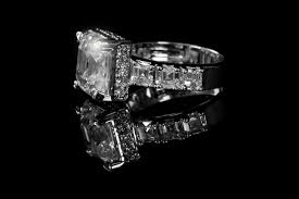 4 carat cubic zirconia engagement rings instyle bridal must engagement ring 4 carat asscher cut