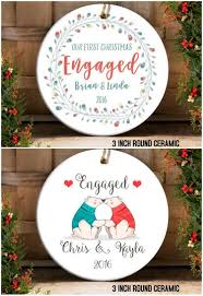 18 stunning custom made engagement ornaments