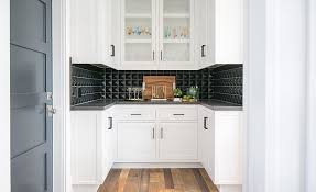 black kitchen tiles ideas white and black tiles for kitchen design arminbachmann com