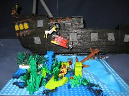 lego quest kids coral reef photos