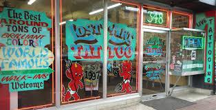 tattoo shop in salt lake city ut lost art tattoo