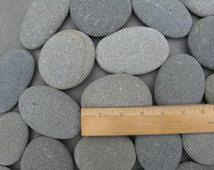 Wishing Rocks For Wedding Wishing Stones Instead Of A Guest Book Use Smooth River Rock