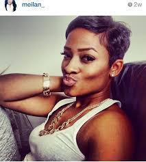 824 best short hairstyles for black women images on pinterest