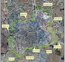 sheva israel map taking a hike around beersheva israel21c
