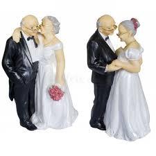 sujet mariage sujet mariage de mariés agés figurine mariage badaboum