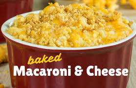 baked macaroni and cheese recipe sparkrecipes
