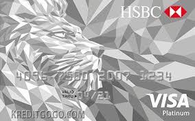 persyaratan buat kartu kredit hsbc hsbc visa platinum kartu kredit double rewards