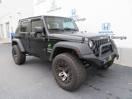 Used Jeep Wrangler Unlimited 2015 Used Jeep Wrangler Unlimited Wrangler Unlimi 4dr 4wd At Honda