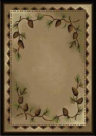 Pine Cone Area Rugs Rug Rug Southwest Rugs And Western Decor