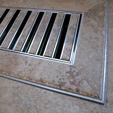 Floor Grates by Chameleon Tile Vent Floor Registers Contractors Direct
