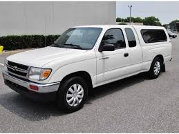 1997 toyota tacoma owners manual 1997 toyota tacoma lx extended cab white find 1 owner must