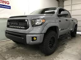 fender flares painted in cement toyota tundra forum
