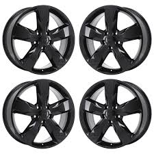 jeep wheels and tires chrome 20