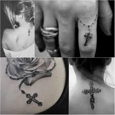 tattoo cross cross tattoos meaningful cross tattoo ideas for everyone positivefox