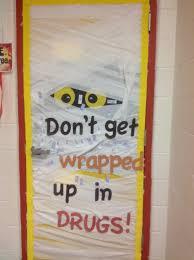 drug free door decorating ideas u2013 decoration image idea