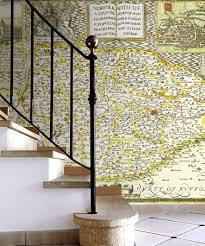 Norfolk County Wall Map Framed Map Wallpaper Vintage County Map Norfolk From Love Maps On