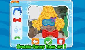 bubble guppies grumpfish hd android apps google play
