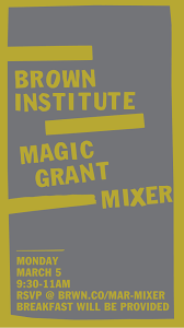 of media that will be magic grant information session u0026 mixer columbia