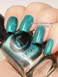 marias nail art and polish blog cirque royal hawaiian and la