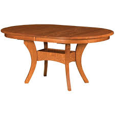 Double Pedestal Dining Room Tables Imperial Double Pedestal Extension Table Amish Tables