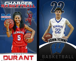 high school senior banners does your senior basketball players or your varsity basketball