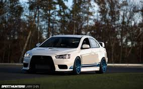 evo 10 evolution the 311rs dream drive speedhunters