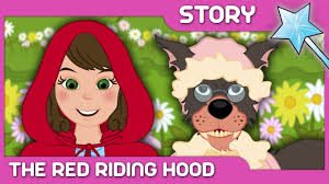 little red riding hood story for kids fairy tale bedtime stories