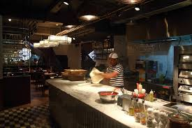 Restaurant Kitchen Design Ideas Is A Pleasing Modern Open Restaurant Kitchen Design Restaurant