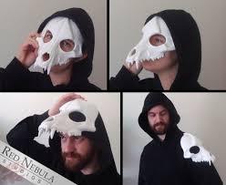spirit halloween wolf mask wolf skull mask blank u2013 red nebula studios