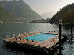 pool with a view in lake como italy condé nast traveler