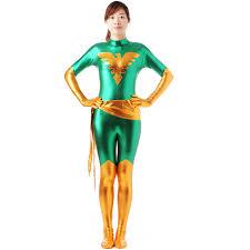 men costumes x men costume marvel girl costume green