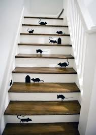 Ideas To Decorate Staircase Wall 31 Brilliant Stairs Decals Ideas U0026 Inspiration