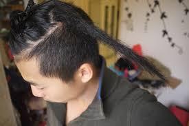 my hairstyles half head asian dreadlocks imhair