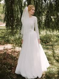 Custom Made Wedding Dresses Manderley Top Lace U0026 Liberty
