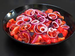 comment cuisiner les poivrons rouges diana s cook salade de poivrons rouges grillés comment