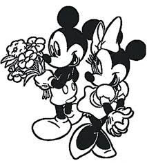 coloring pages mickey minnie mouse coloring pages mickey