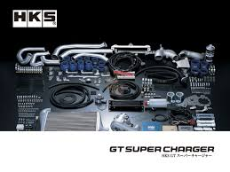 lexus supercharger rhdjapan hks gt supercharger complete kit lexus gse21