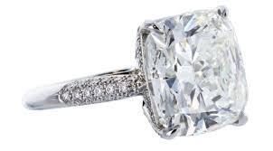 2 5 Cushion Cut Diamond Engagement Ring Engagement Rings Czenagagementamerie Amazing Halo Cushion Cut