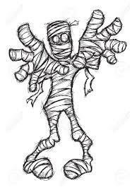 halloween cartoon drawings mummy halloween drawings u2013 halloween wizard